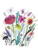 Free Floral III Art Print
