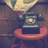 Vintage Office XIII Art Print