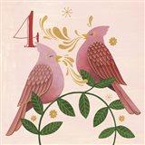 Twelve Days IV Art Print