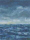 Dark Seas II Art Print