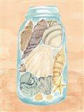 Shell Collecting II Art Print