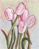 Peppy Tulip II Art Print