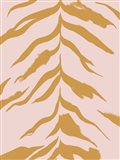 Pastel Predator I Art Print