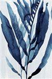 Blue Drift I Art Print