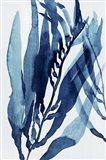 Blue Drift II Art Print