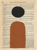 Modern Prose VII Art Print