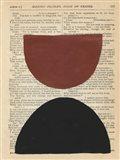 Modern Prose VIII Art Print