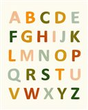 ABC 123 I Art Print