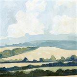 Fieldscape II Art Print