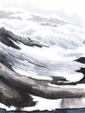 Winter Walk I Art Print