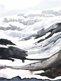 Winter Walk II Art Print
