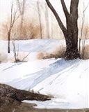 Snowland II Art Print