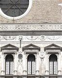 Venetian Facade Photos I Art Print