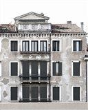 Venetian Facade Photos II Art Print