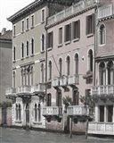 Venetian Facade Photos IV Art Print