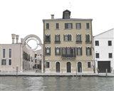 Venetian Facade Photos VII Art Print