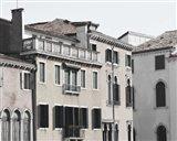Venetian Facade Photos VIII Art Print