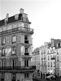 Parisian Stroll I Art Print