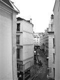 Parisian Stroll II Art Print
