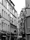 Parisian Stroll III Art Print