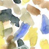 Watercolor Palette II Art Print