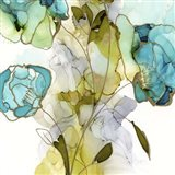 Flower Facets V Art Print