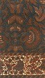 Indonesian Batik IV Art Print