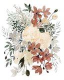 Dried Bouquet II Art Print