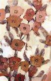 Floral Patterns I Art Print