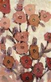 Floral Patterns II Art Print