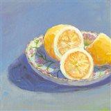 Still Citrus I Art Print