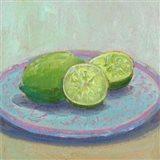 Still Citrus II Art Print