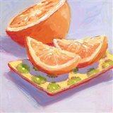 Still Citrus III Art Print