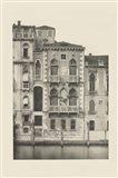 Vintage Views of Venice III Art Print