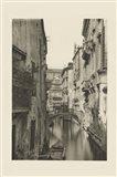 Vintage Views of Venice IV Art Print
