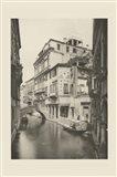 Vintage Views of Venice VI Art Print