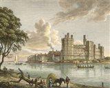 Caernarvon Castle Art Print