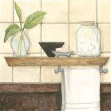 Contemporary Bath IV Art Print