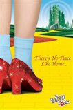 Wizard of Oz - No Place Like Home Art Print