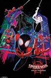 Spider-Verse Art Print