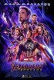 Avengers Endgame Art Print