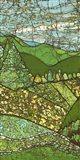 Green Landscape I Art Print