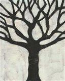 Batik Arbor I Art Print