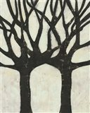 Batik Arbor II Art Print