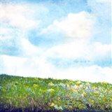 Bright Field I Art Print
