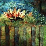Impressionist Lily II Art Print