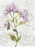 Romantic Watercolor II Art Print