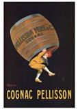 Cognac Pellison Art Print