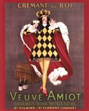 Veuve Amiot Art Print