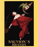 Sauvion's Brandy Art Print